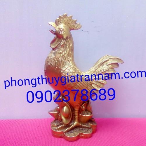 Gà Đồng Phong Thủy