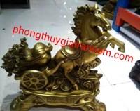 Ngựa Kéo Vàng 30x20